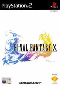 Final Fantasy X (2001) plakat
