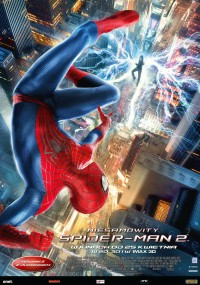 Niesamowity Spider-Man 2 (2014) plakat