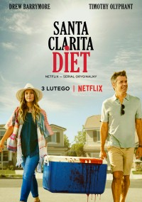 Santa Clarita Diet (2017) plakat