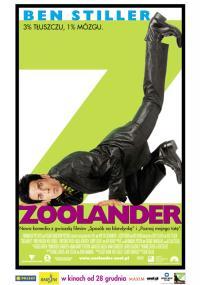 Zoolander (2001) plakat