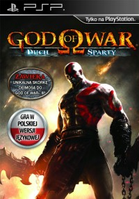God of War: Duch Sparty (2010) plakat