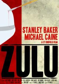 Zulu (1964) plakat