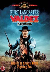 Valdez przybywa (1971) plakat
