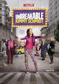 Unbreakable Kimmy Schmidt (2015) plakat