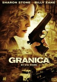 Granica (2012) plakat
