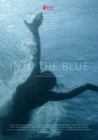 W błękit