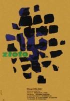 plakat - Złoto (1961)
