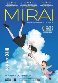 Mirai (2018) plakat