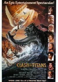 Zmierzch tytanów (1981) plakat