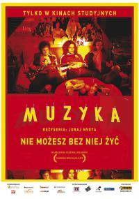 Muzyka (2008) plakat