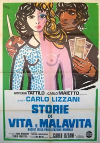 Storie di vita e malavita (Racket della prostituzione minorile) (1975) plakat