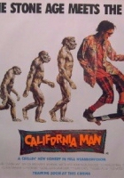 Jaskiniowiec z Kalifornii (1992) plakat