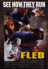 Ścigani (1996) plakat