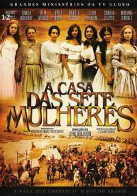 A Casa das Sete Mulheres (2003) plakat