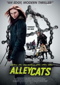Alleycats (2016) plakat