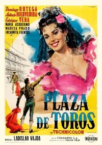 Tarde de toros (1956) plakat