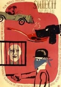 Śmiech w raju (1951) plakat