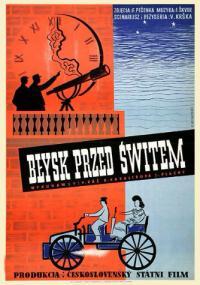 Błysk przed świtem (1950) plakat