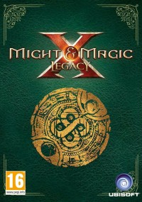 Might & Magic X: Legacy (2014) plakat