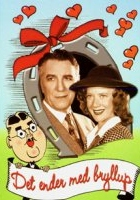 Det Ender med bryllup (1943) plakat