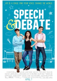Speech and Debate (2017) plakat