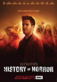History of Horror (2018) plakat