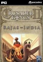 plakat - Crusader Kings II: Rajas of India (2014)