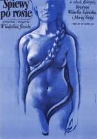 plakat - Śpiewy po rosie (1982)