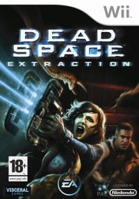 Dead Space Extraction (2009) plakat