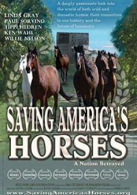 Saving America's Horses: A Nation Betrayed (2012) plakat