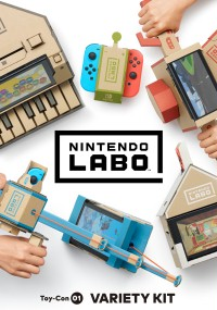 Nintendo Labo (2018) plakat