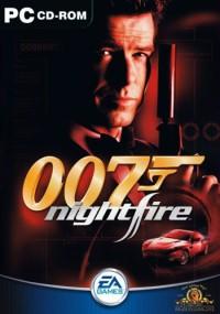 James Bond 007: NightFire (2002) plakat