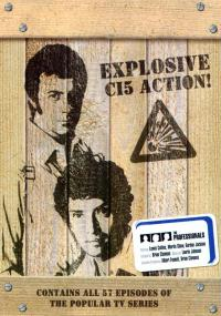 The Professionals (1977) plakat