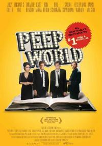Peep World (2010) plakat