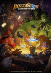 HearthStone: Heroes of Warcraft (2014) plakat