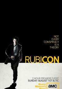 Rubicon (2010) plakat