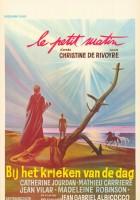 plakat - Le petit matin (1971)