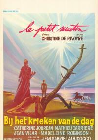Le petit matin (1971) plakat