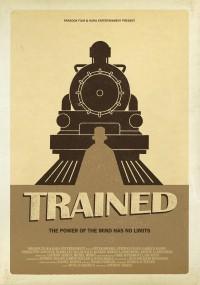 Trained (2013) plakat