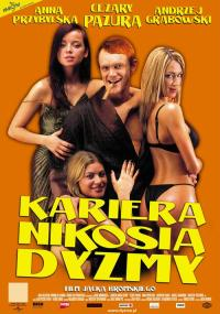 Kariera Nikosia Dyzmy (2002) plakat