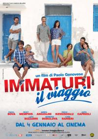 Immaturi - Il Viaggio (2012) plakat