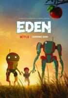 plakat - Eden (2021)
