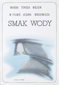 Smak wody (1980) plakat