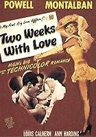 Dwa tygodnie miłości (1950) plakat