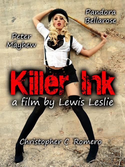 Killer Ink (2016) - Filmweb