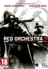 Red Orchestra 2: Bohaterowie Stalingradu (2011) plakat