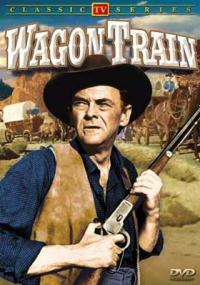 Wagon Train (1957) plakat