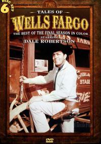 Tales of Wells Fargo (1957) plakat