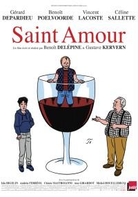 Saint-Amour (2016) plakat