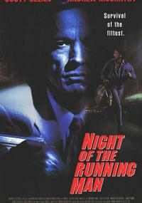 Nocny uciekinier (1994) plakat